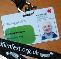 Some ugly man's photo has been superimposed on my EIFF Film Pass!